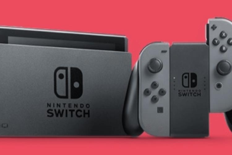 nueva versión de Nintendo Switch