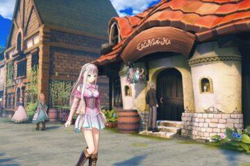 primeras imagenes de atelier rurua the alchemist of arland 4