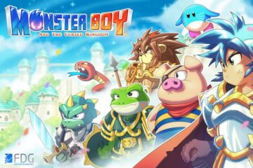 retraso de Monster Boy and the Cursed Kingdom
