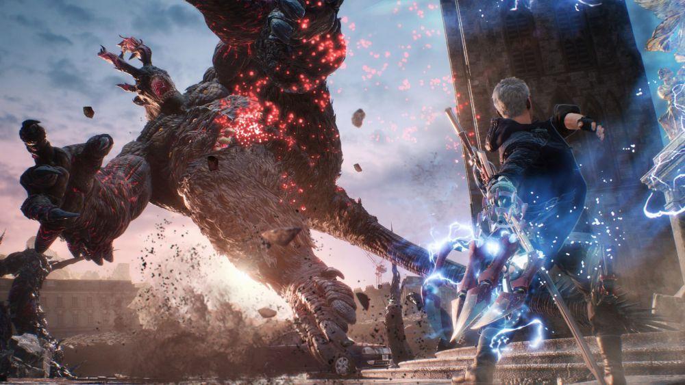 Capcom muestra el modo The Void de Devil May Cry 5 ¡Let's ROCK!