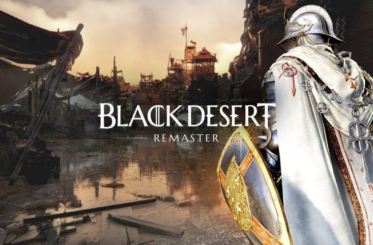 Cinco razones que hacen de Black Desert Online un WOW-killer