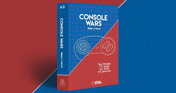 serie de televisión sobre Console Wars