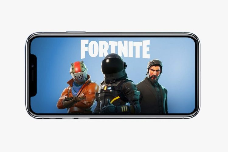Fortnite a 60 fps en movil