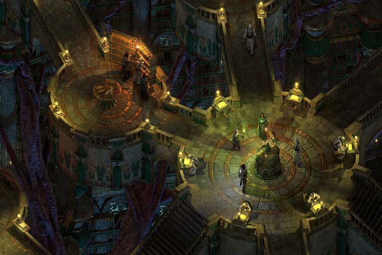 fecha de Pillars of Eternity 2 The Forgotten Sanctum