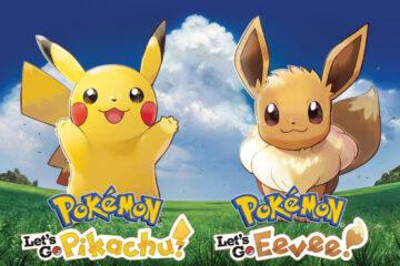 Pokemon Let's Go no es compatible con el mando pro de nintendo switch