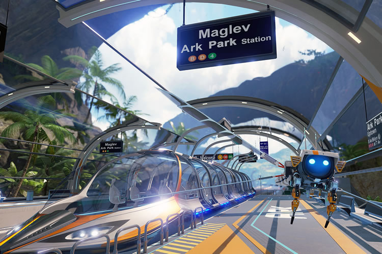 analisis de ark park para playstation vr 2
