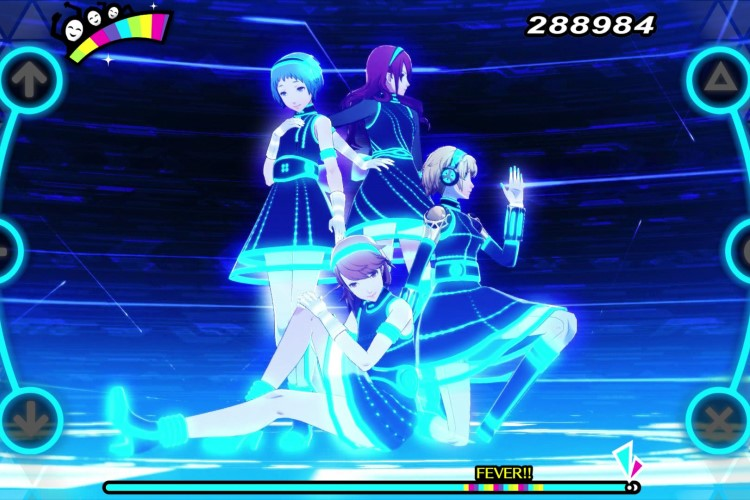 analisis de persona dancing endless night collection 2