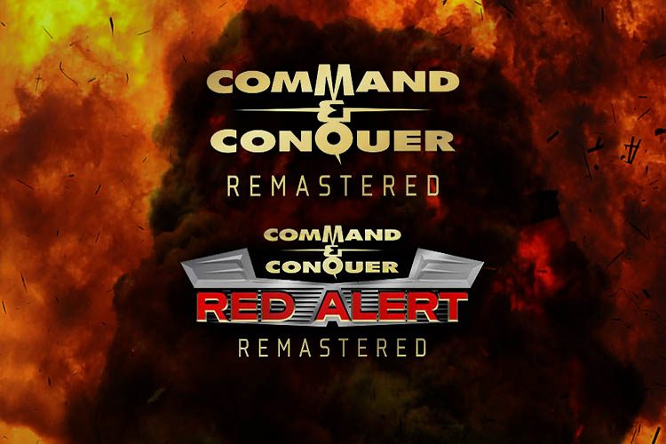 Command & Conquer y Red Alert remasterizados