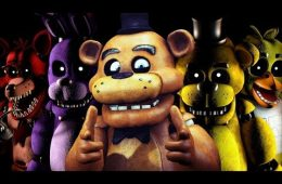 five nights at freddy's en consolas 2