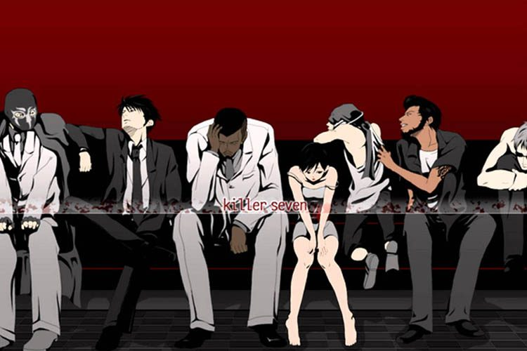remaster de Killer 7 se estrena en PC