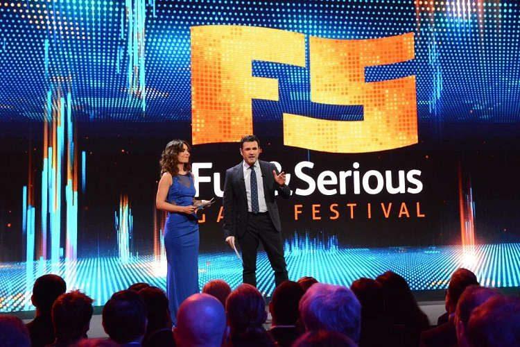 lista de finalistas a los premios Titanium del Fun & Serious