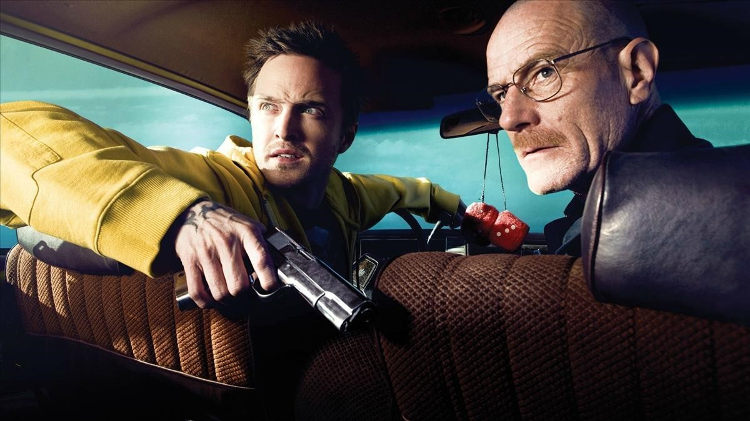 pelicula de Breaking Bad