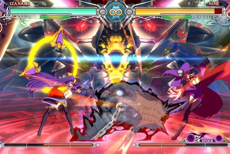 primer trailer de blazblue central fiction special edition