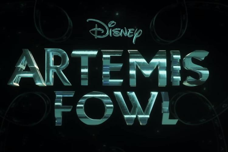 teaser trailer de artemis fowl