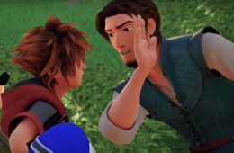 trailer de enredados en kingdom hearts III