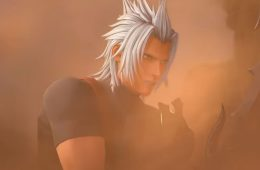 trailer de kingdom hearts del XO18