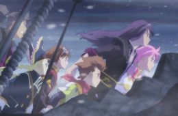 trailer de la historia de Tales of Vesperia Definitive Edition