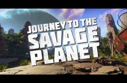 Journey to the Savage Planet TGA