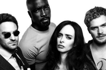 Daredevil, Luke Cage y Iron Fist