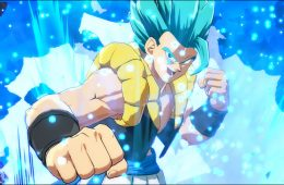 Gogeta en Dragon Ball FighterZ
