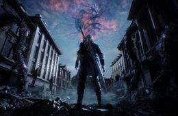 La demo de Devil May Cry 5 en Xbox One es más corta que la vista en la Gamescom 2018