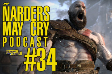 Podcast Ñarders May Cry 34 - The Game Awards y ANALisis de Super Smash Bros Ultimate