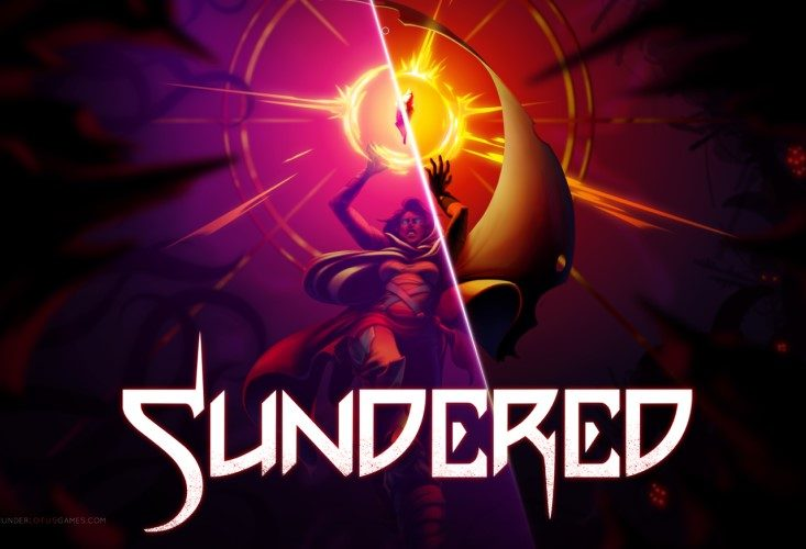 anuncio de sundered para nintendo switch