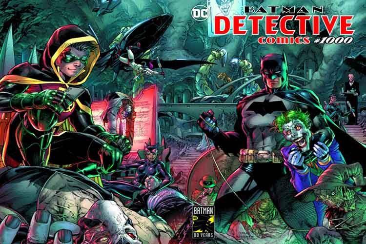 Arkham Knight en comics