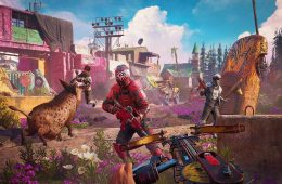 8 minutos de gameplay de Far Cry New Dawn