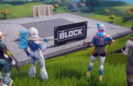 Block en Fortnite