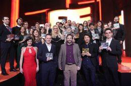 ganadores de los premios Titanium 2018