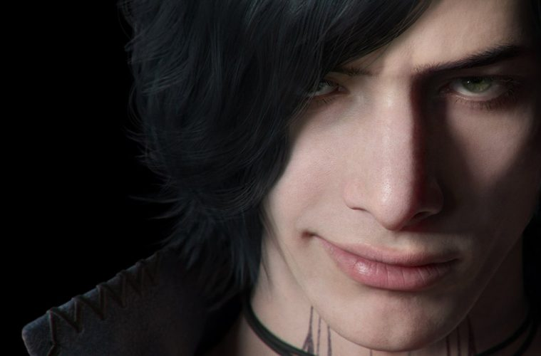 tráiler V en Devil May Cry 5