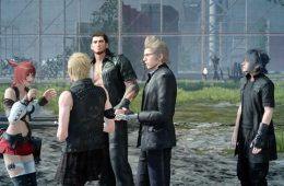 trailer de la colaboracion de final fantasy xv x final fantasy xiv