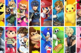 ventas de Super Smash Bros. Ultimate