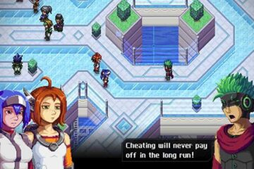 CrossCode en Nintendo Switch