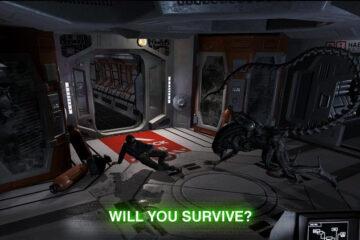 Alien: Blackout para móviles