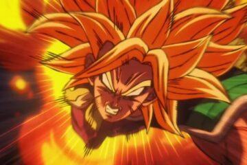 Dragon Ball Super Broly nominada a mejor película de animación japonesa