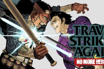 Análisis No More Heroes: Travis Strike Back