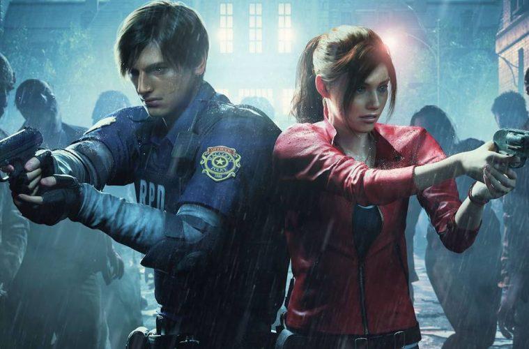 Localización de todas las armas de Resident Evil 2