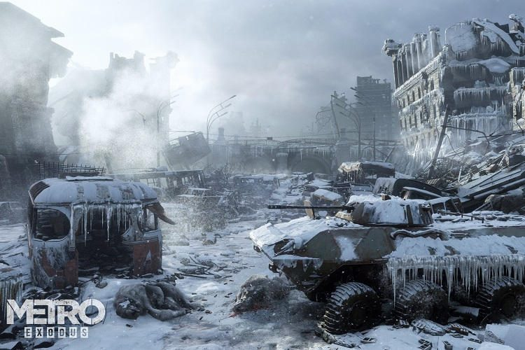 Metro Exodus será exclusivo de Epic Games Store
