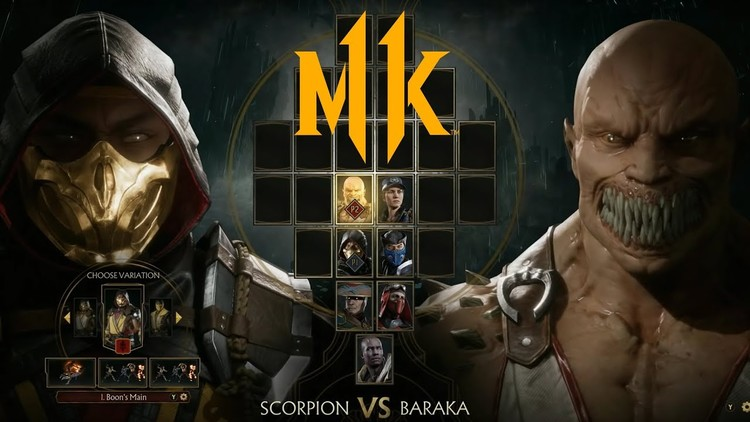 primer gameplay de Mortal Kombat XI