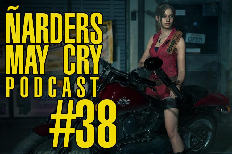 Podcast Ñarders May Cry 38 - Análisis de Resident Evil 2, Metroid Prime 2 y ¡NUEVA SECCIÓN!