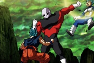 Primer gameplay de Jiren en Dragon Ball FighterZ mostrando todo su potencial