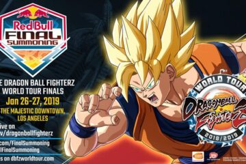 Sigue en directo las finales del Dragon Ball FighterZ World Tour