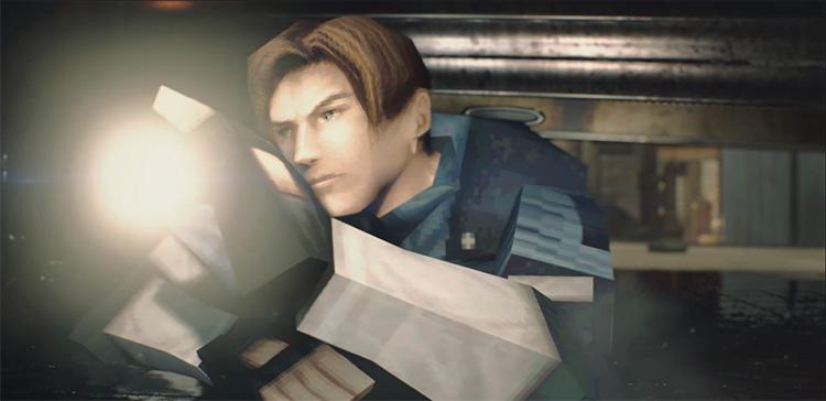 skins clásicas en Resident Evil 2