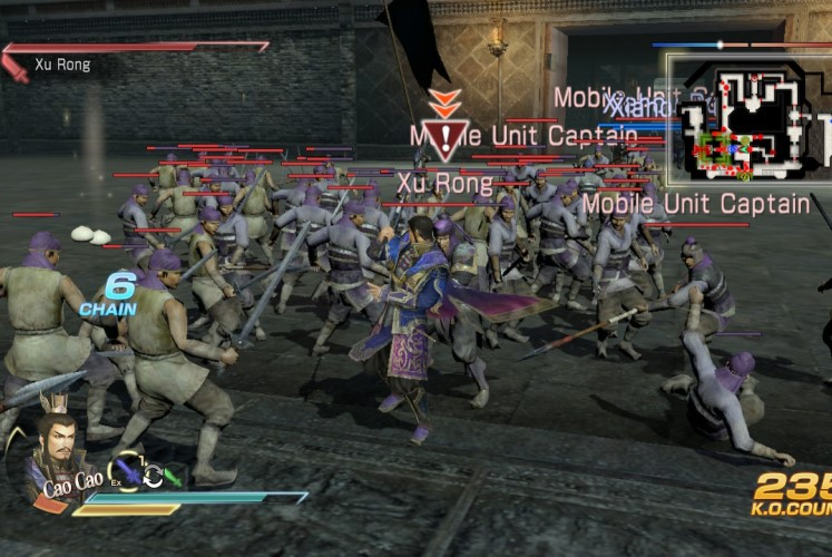 analisis de dynasty warriors 8 xtreme legends definitive edition 2