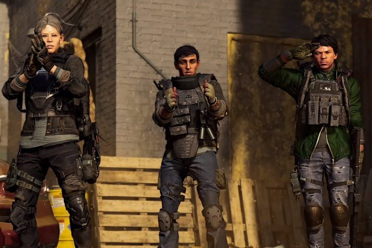 Los contenidos disponibles en la beta privada de The Division 2