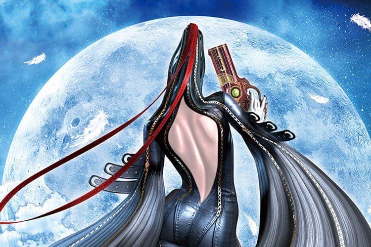 colaboración de Bayonetta en Dx2 Shin Megami Tensei