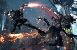 demo de Devil May Cry 5 el 7 de febrero