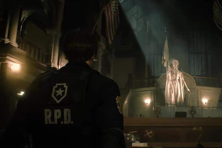 demo de Resident Evil 2